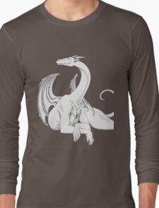 Dragon in Light Long Sleeve T-Shirt