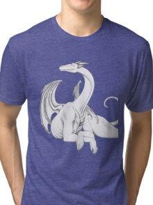 Dragon in Light Tri-blend T-Shirt
