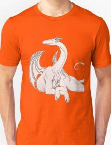Dragon in Light Unisex T-Shirt