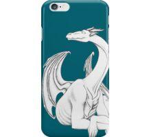 Dragon in Light iPhone Case/Skin