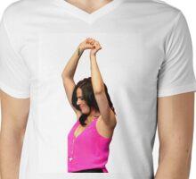 Lana Parrilla dancing queen Mens V-Neck T-Shirt
