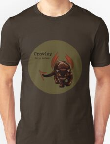 Crowley - Cat King of the Crossroads Unisex T-Shirt