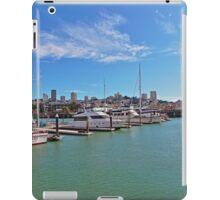 Boats in San Francisco   iPad Case/Skin