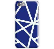 Blue Earthquake iPhone Case/Skin