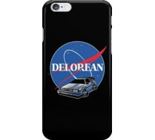 -MOVIES- Back To The Future Nasa Style iPhone Case/Skin
