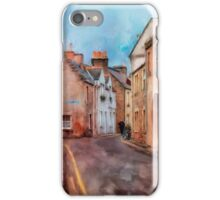 An Afternoon In St Andrews iPhone Case/Skin