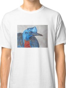 Colourful Cassowary Classic T-Shirt