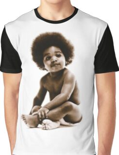 -MUSIC- Notorious Big Baby's Cover Graphic T-Shirt
