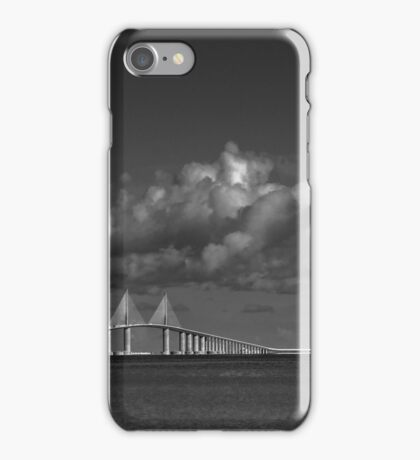 The black and white collection iPhone Case/Skin