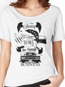 The Family Business Women's Relaxed Fit T-Shirt