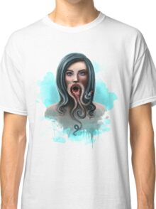 The Fancy Octopus Lady Classic T-Shirt