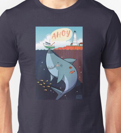 Ahoy! Unisex T-Shirt