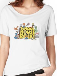 Schoolhouse Rock Women's Relaxed Fit T-Shirt