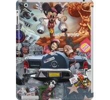 The American Dream (how i learned to love the bomb, burger and bullet) iPad Case/Skin