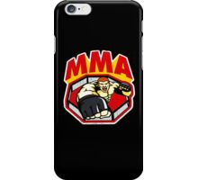 MMA! iPhone Case/Skin