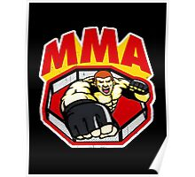 MMA! Poster