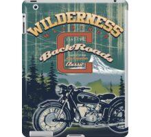 wilderness road iPad Case/Skin