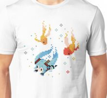 Hatsune Miku Swimming with Fishes Unisex T-Shirt