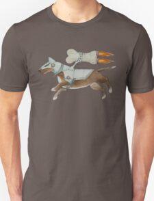 Bone Commander - on purple Unisex T-Shirt