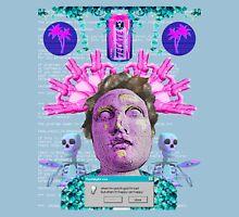 Vaporwave Front Bottoms Aesthetic - Self Titled Unisex T-Shirt