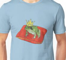 The Most Pretentious Frog in the Land Unisex T-Shirt