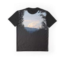 Late Afternoon Sky Graphic T-Shirt