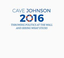Cave Johnson For President Alt Unisex T-Shirt