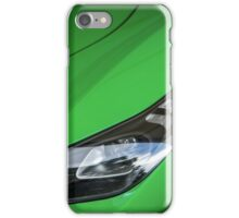 Green LaFerrari  iPhone Case/Skin