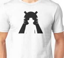 Tom Baker - 4th Doctor with Dalek Unisex T-Shirt