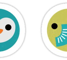 Smiley Face Stickers - Set 2 Sticker