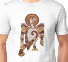 St John Book of Kells Unisex T-Shirt