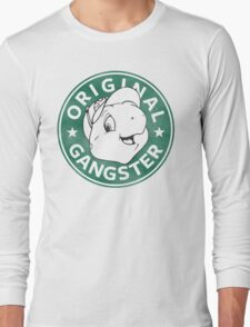 Franklin The Turtle - Starbucks Design Long Sleeve T-Shirt