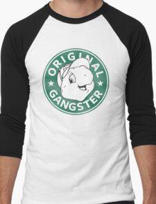 Franklin The Turtle - Starbucks Design Men's Baseball ¾ T-Shirt