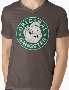 Franklin The Turtle - Starbucks Design Mens V-Neck T-Shirt