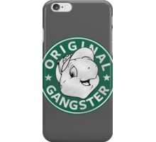 Franklin The Turtle - Starbucks Design iPhone Case/Skin