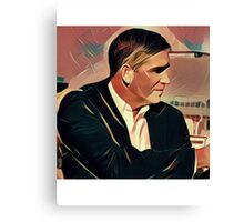 Mr. Reese - Rest in Peace Canvas Print