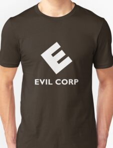 Mr. Robot Evil Corp Logo Unisex T-Shirt
