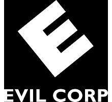 Mr. Robot Evil Corp Logo Photographic Print