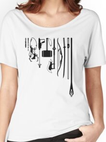 iconic weapons Women's Relaxed Fit T-Shirt