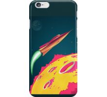 FLYING SAUCERS ATTACK iPhone Case/Skin