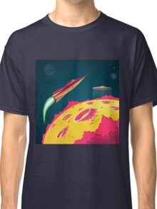 FLYING SAUCERS ATTACK Classic T-Shirt
