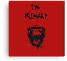 12 Monkeys Canvas Print