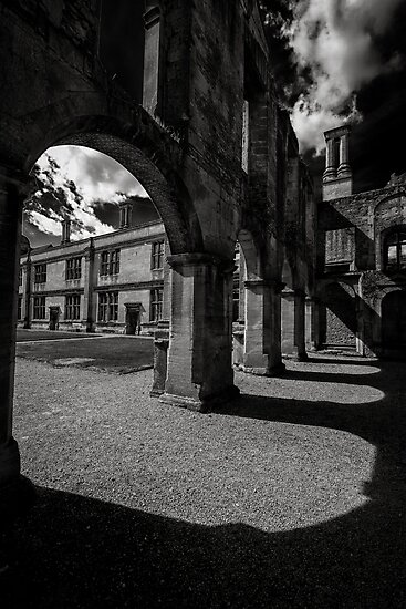 Arched Light by Lee  Gill