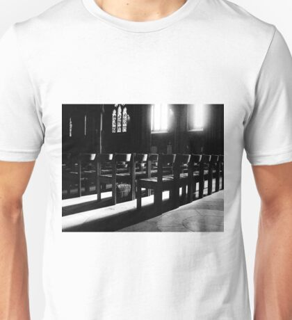 Heavenly Light Unisex T-Shirt
