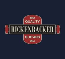 Vintage Rickenbacker Guitars 1964 One Piece - Long Sleeve