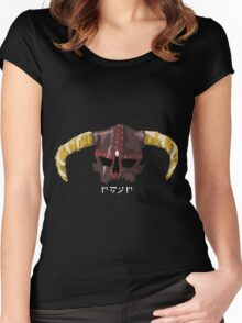 The Dragondead Women's Fitted Scoop T-Shirt