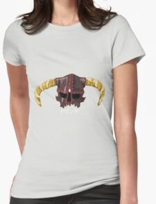 The Dragondead Womens Fitted T-Shirt