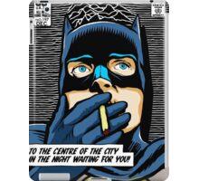 Post-Punk Heroes | Dark iPad Case/Skin