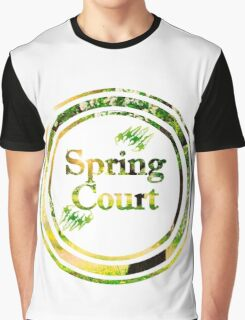Spring Court Graphic T-Shirt