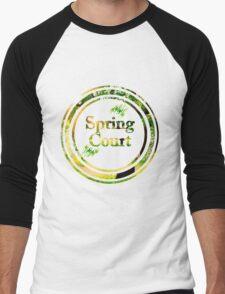 Spring Court Men's Baseball ¾ T-Shirt